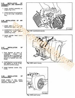 Bobcat S175 S185 Turbo Repair Manual [Skid Steer Loader] « YouFixThis