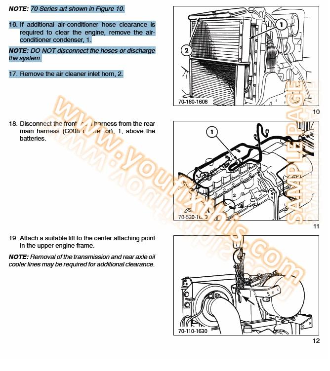 [SCHEMATICS_4FR]  New Holland LB75B LB90 LB110 LB115B Repair Manual [Tractor Loader Backhoe]  – YouFixThis | New Holland Lb75b Wiring Diagram |  | YouFixThis