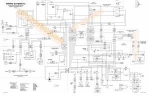 Bobcat 329 Electrical & Hydraulic Schematics A2PG 11001