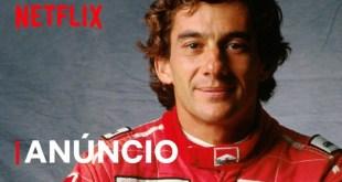 Netflix: Ετοιμάζει δραματική σειρά για τη ζωή του Άιρτον Σένα
