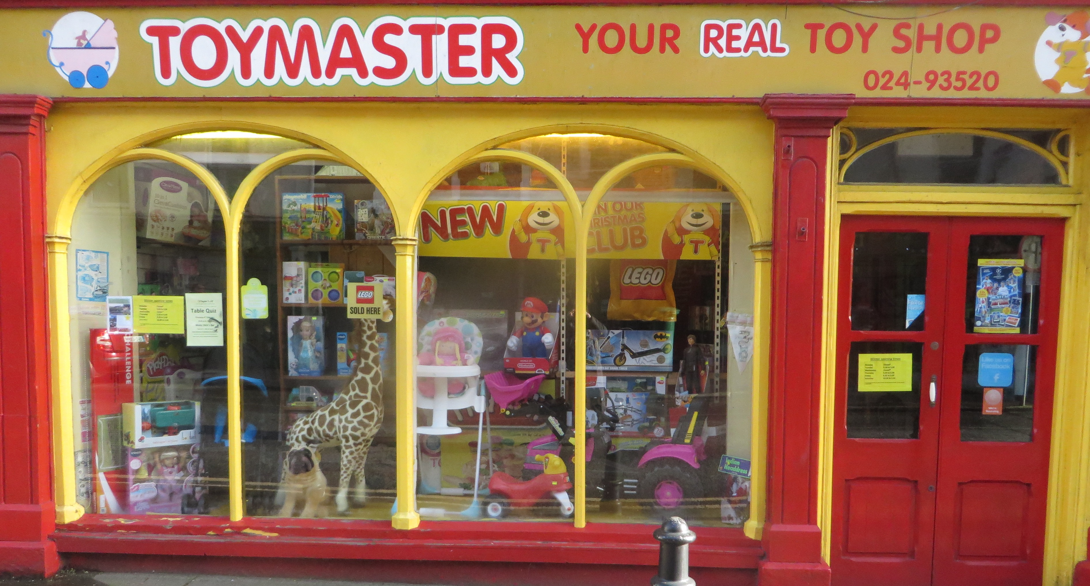 Toymaster Youghal