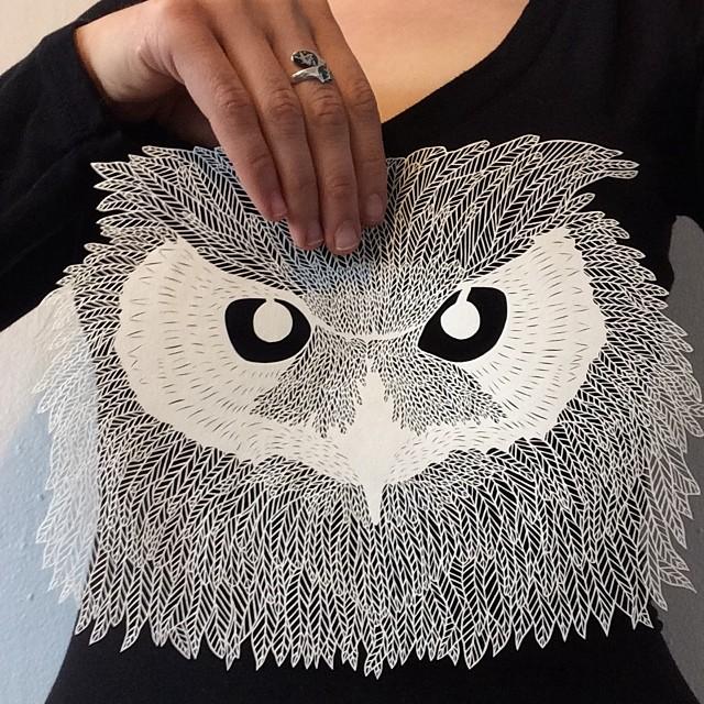 [STORY DE CRÉATEUR] Brave Bird Paperwork par Maude White @maude_alta