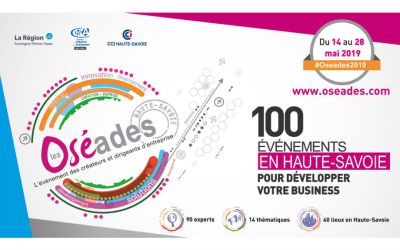 [CONFÉRENCE] Oséades CCI Haute-Savoie : utiliser Instagram pour son business
