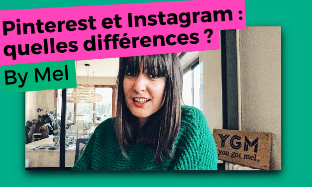 [SOCIAL MEDIA] Pinterest et/ou Instagram pour ma communication ?