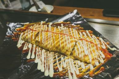Pork Omelette