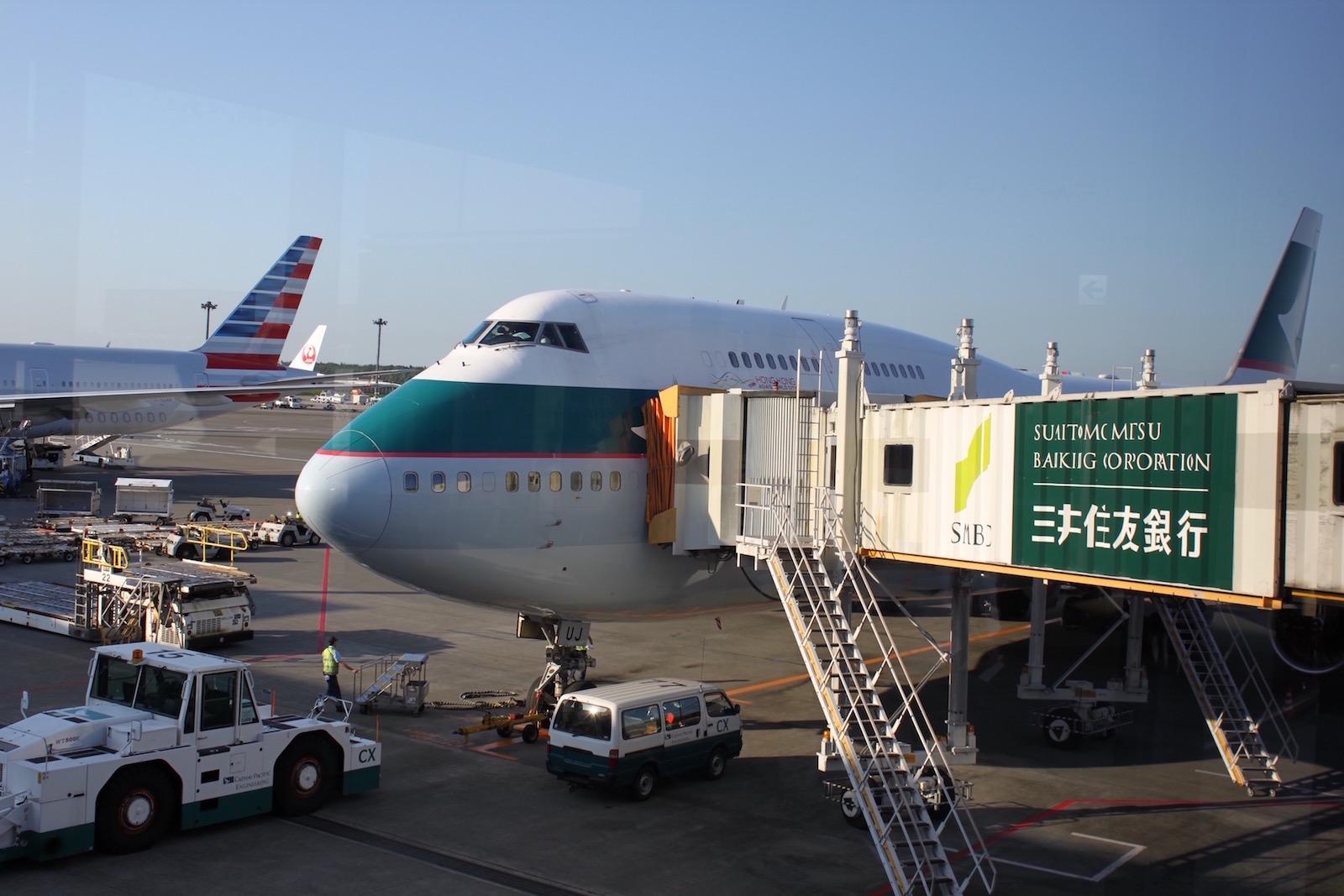 Sonnencreme Flugzeug