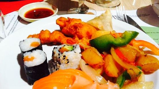 wok grill reviews food drinks in ile