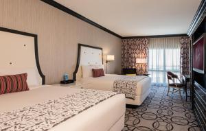 Paris Las Vegas Room with two beds