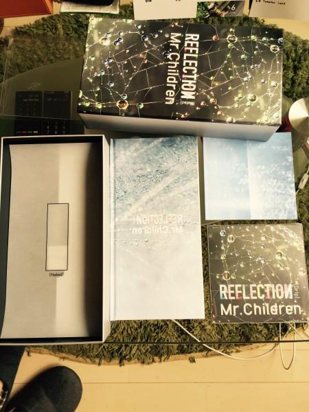 ミスチル reflection リフレクション