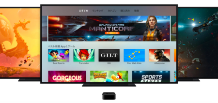Apple TV 4th