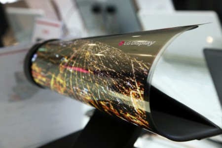 LG CES+2016_18+inch+Rollable+OLED