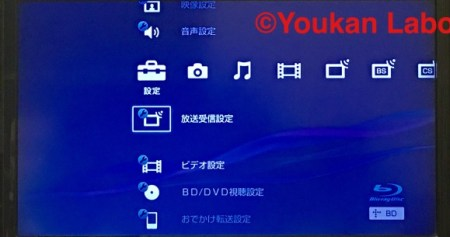 ソニー ブルーレイディスクレコーダー BDZ-ET2200