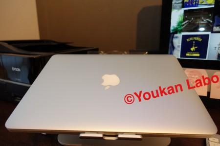 MacBook Spinido アルミニウムスタンド