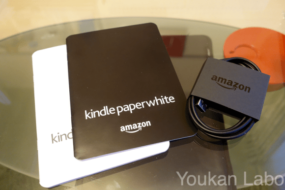 Kindle paperwhite 201505