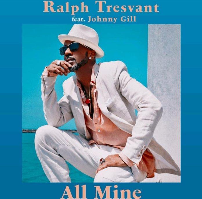 Ralph Tresvant Johnny Gill All Mine