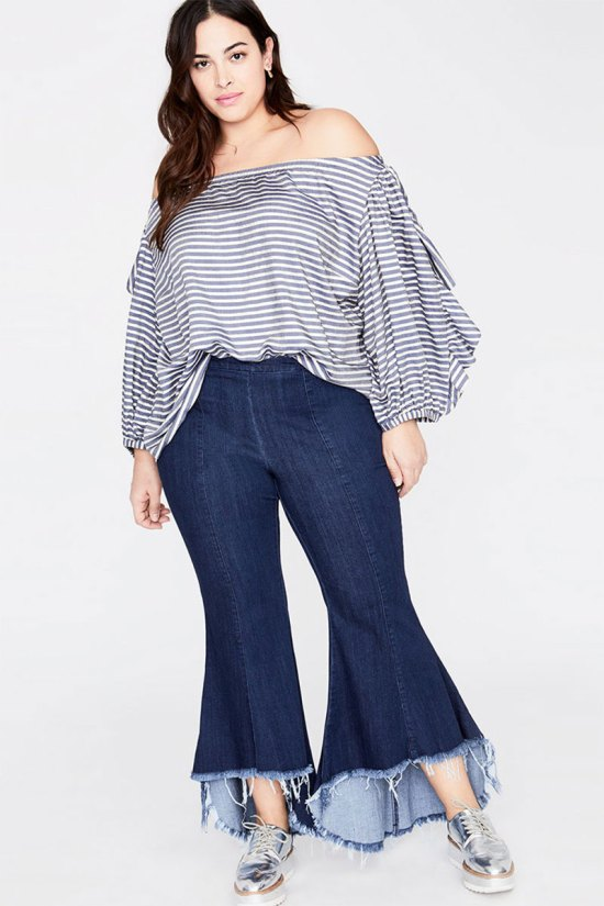 Rachel Roy Off the Shoulder Top
