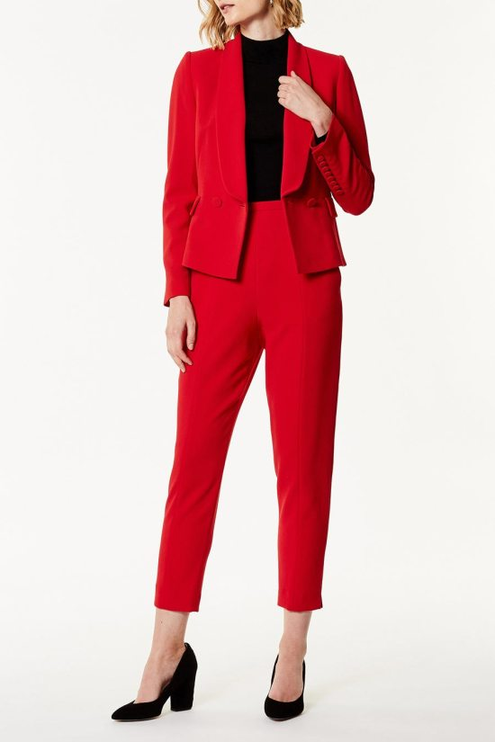 Karen Millen Waist Emphasis Tailored Jacket