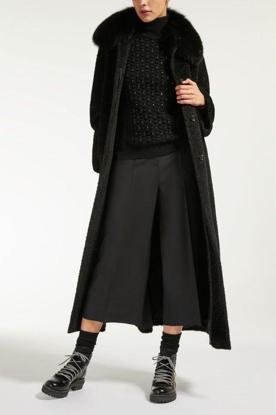 MaxMara Plain Weave Trousers