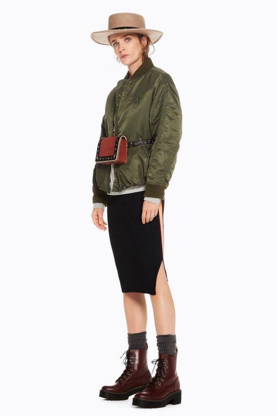 Scotch & Soda Knitted Skirt