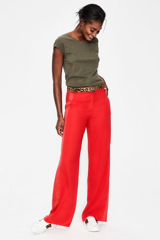 Boden Exeter Wide Leg Pants