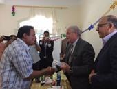 محافظ جنوب سيناء: إعلان المحافظة خالية من الكبد الوبائى خلال عام
