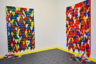 Devin Troy Strother: Space Jam at Marlborough Chelsea, New York via youmademelikeyou.com