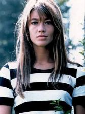 bangs and hair color inspo francoise hardy