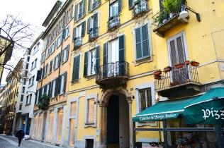 Travel photo diary, Milan, Italy via youmademelikeyou.com