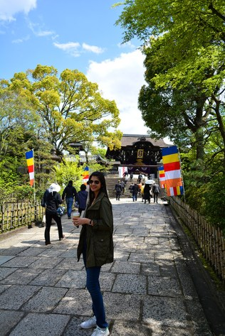 Kyoto, Japan via youmademelikeyou.com