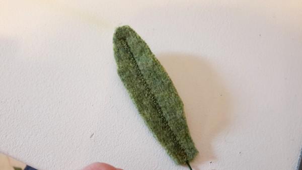 finished leaf