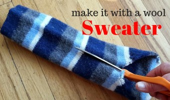How To Felt Wool Sweaters – FREE Online Class