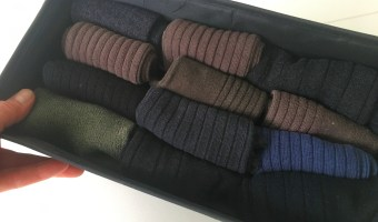 How To Fold and Organize Socks Efficiently