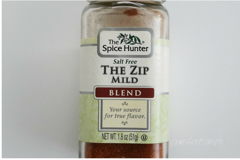 The Zip Spices