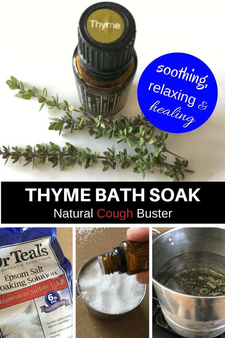 thyme bath