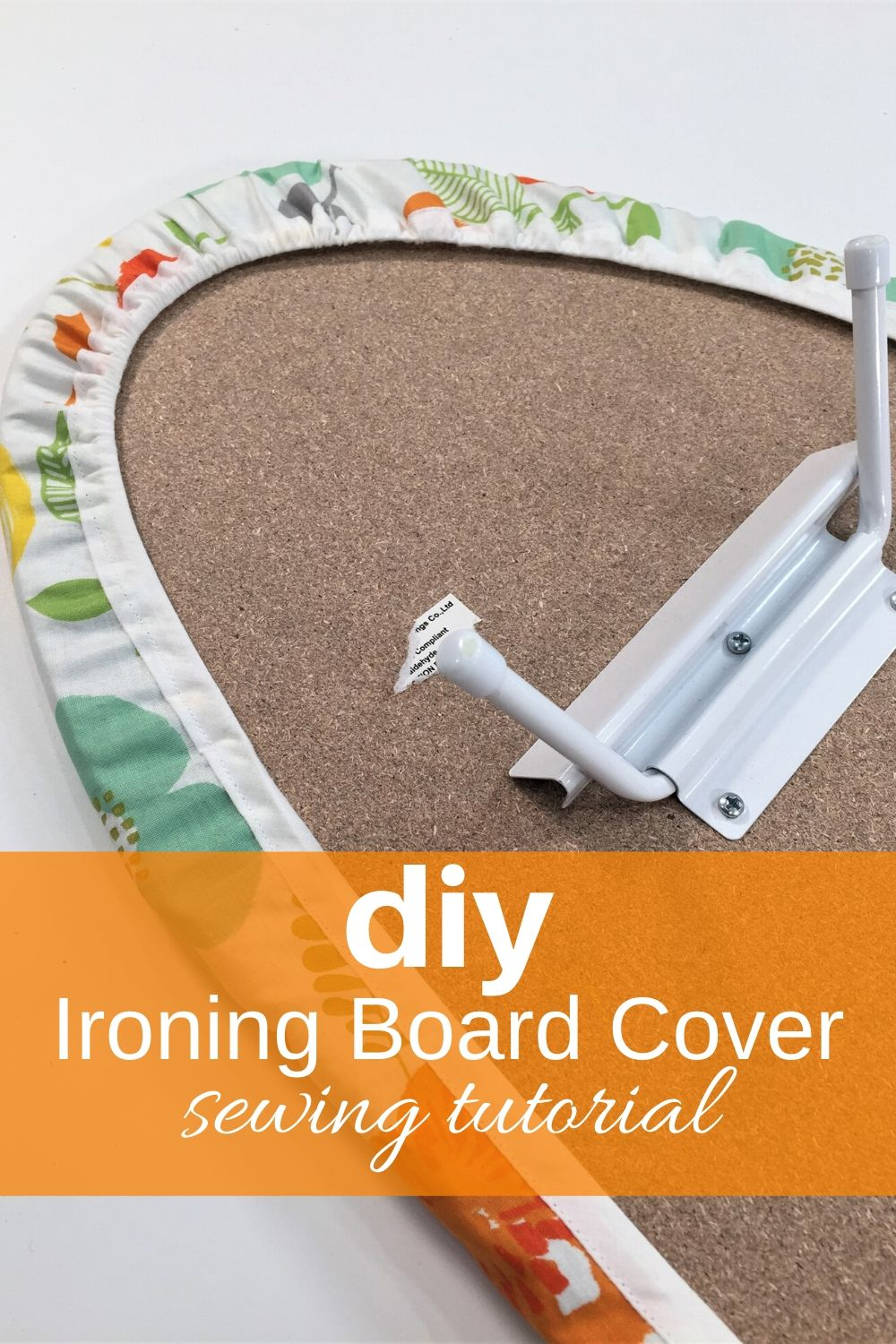diy ironing board cover youmakeitsimple