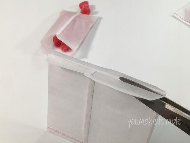 parchment paper bag