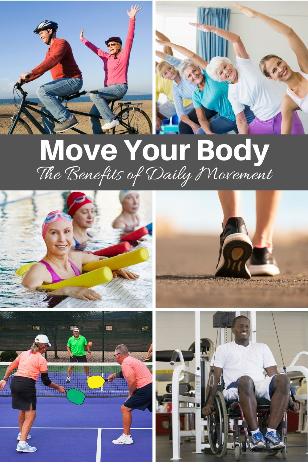 Move Your Body: The Benefits of Daily Movement