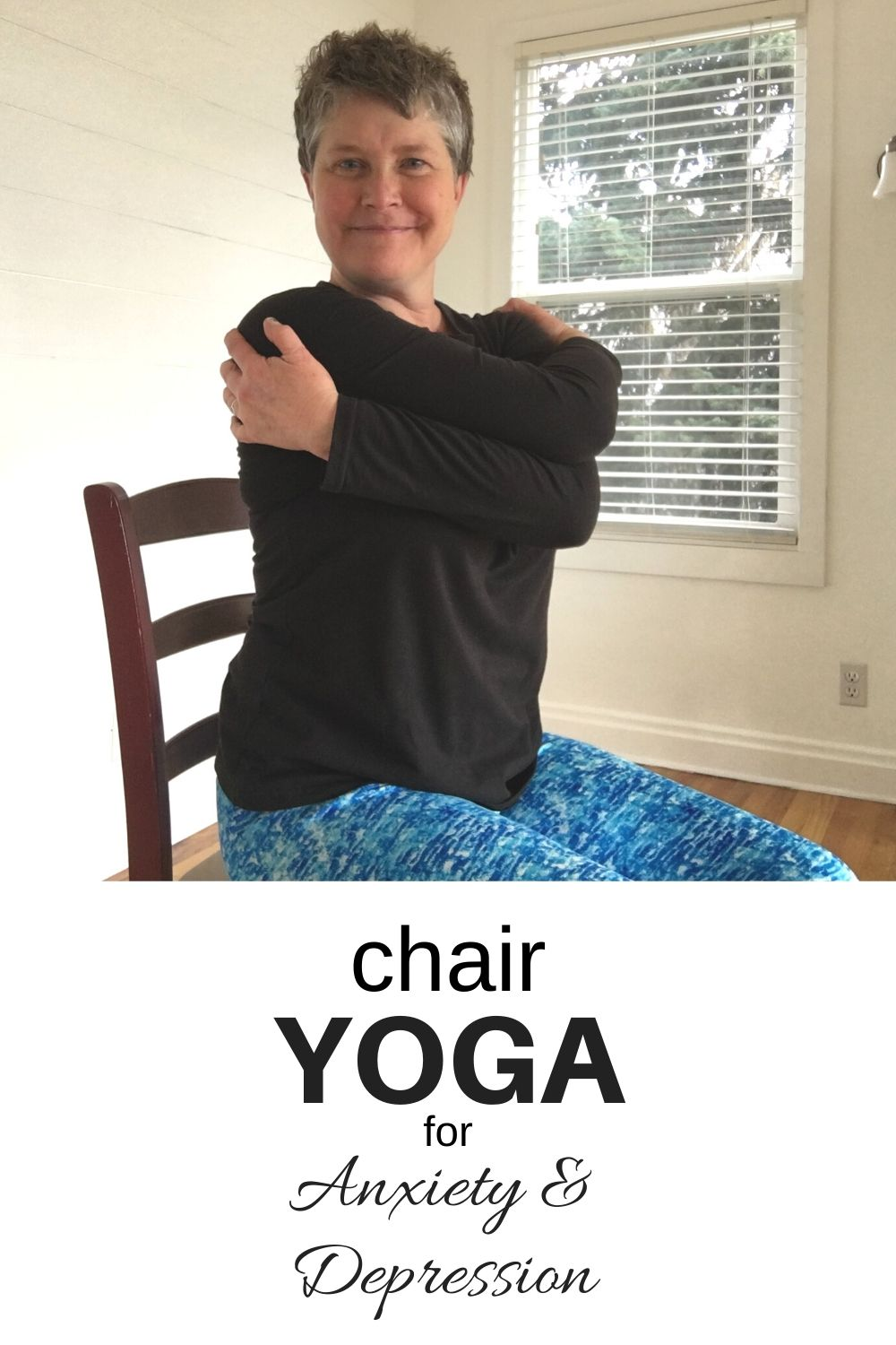 Chair Yoga for Anxiety & Depression