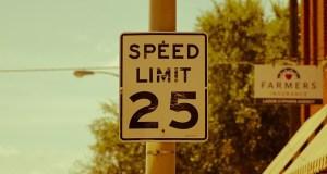 Bitcoin's Speed Limit