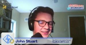 John Stuart's Live Bitcoin Headlines