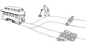Trolley Problem Memes