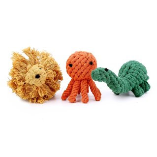 rope animals