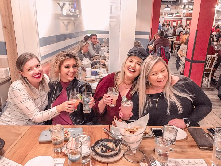 8 IDEAS FOR GIRLS' NIGHT OUT IN KNOXVILLE