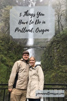 5 things you have to do in Portland, Oregon