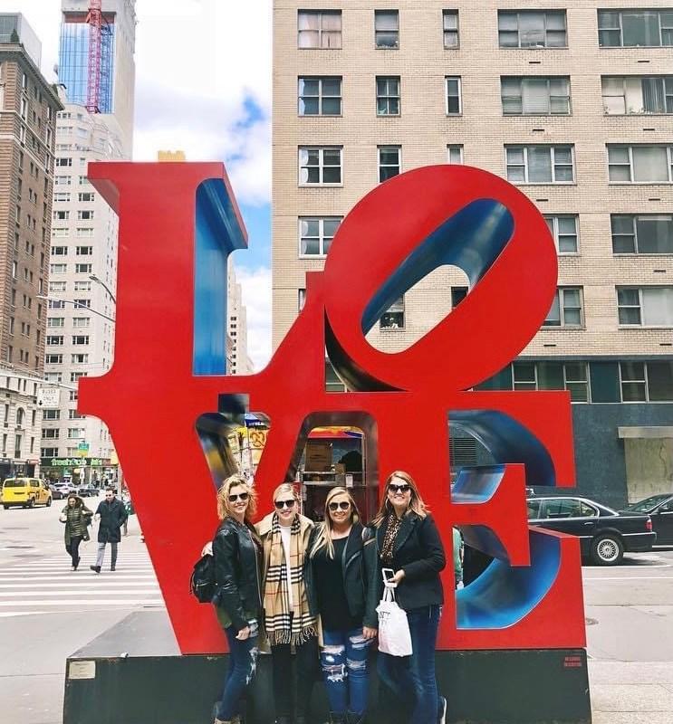 Girls Weekend in NYC
