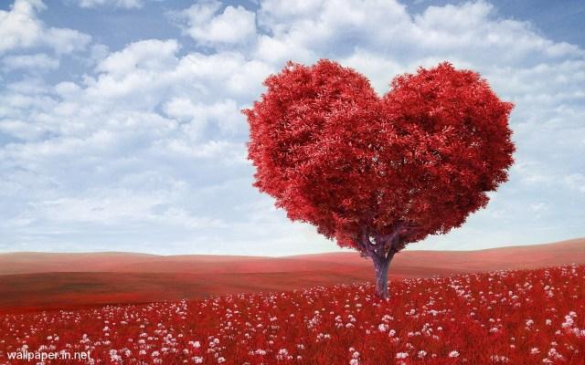 Creative-Love-HD-Wallpaper For WideScreen