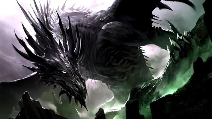 Black-Dragon-Wallpaper