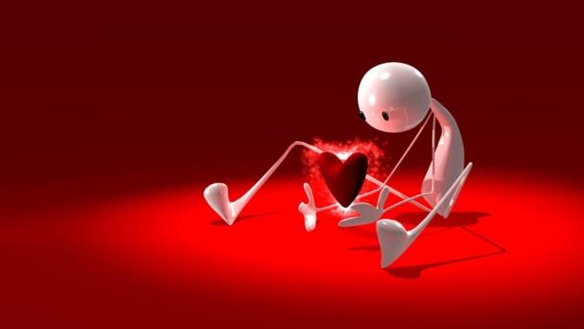 Love-Heart-Shaped-Wallpaper For Laptop