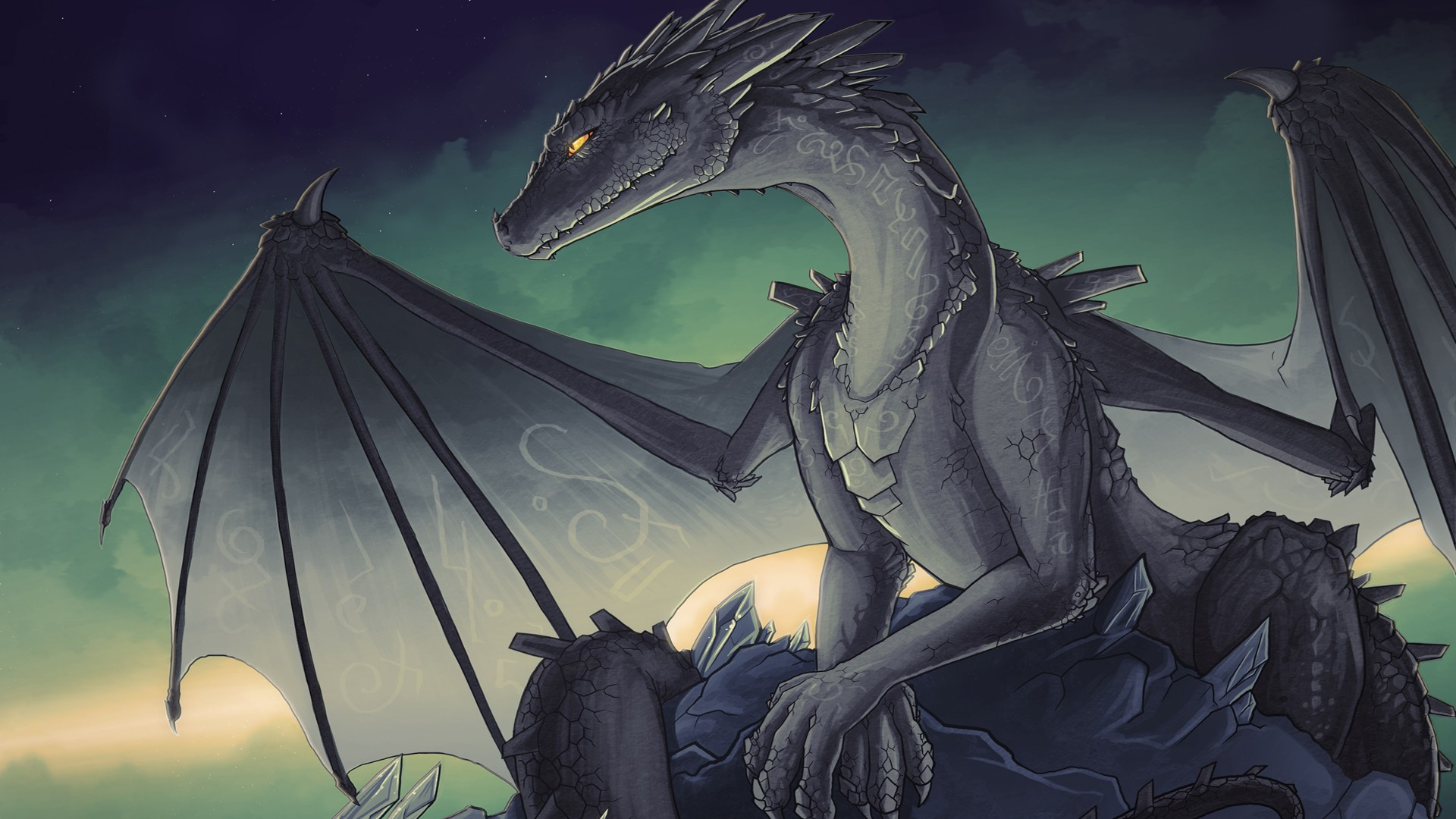 Top 50 Hd Dragon Wallpapers, Images, Backgrounds, Desktop Wallpapers High Quality-2342