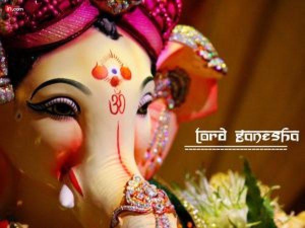 Happy Ganesha Chaturthi Images in Marathi